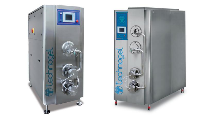 echipamente gelaterie